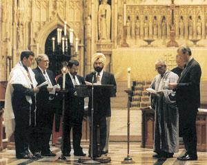 Faith Shared Service